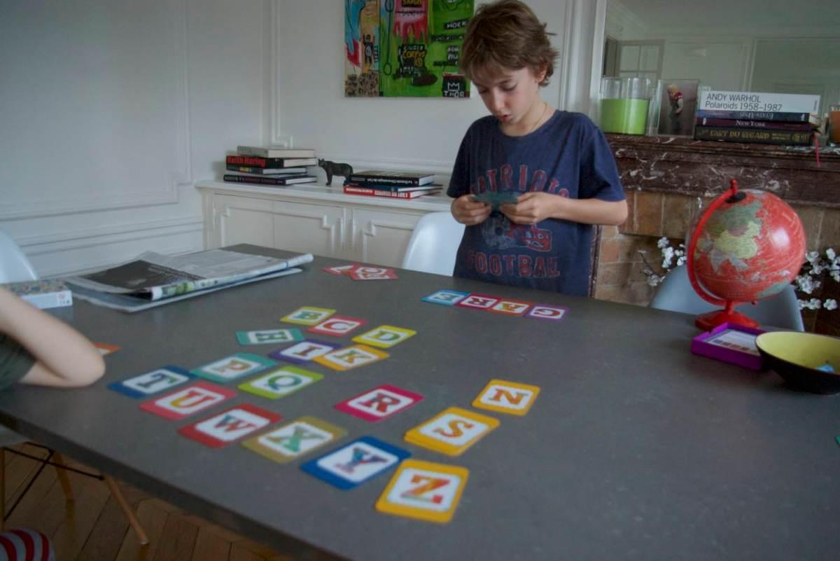 Jeux de cartes à gogo