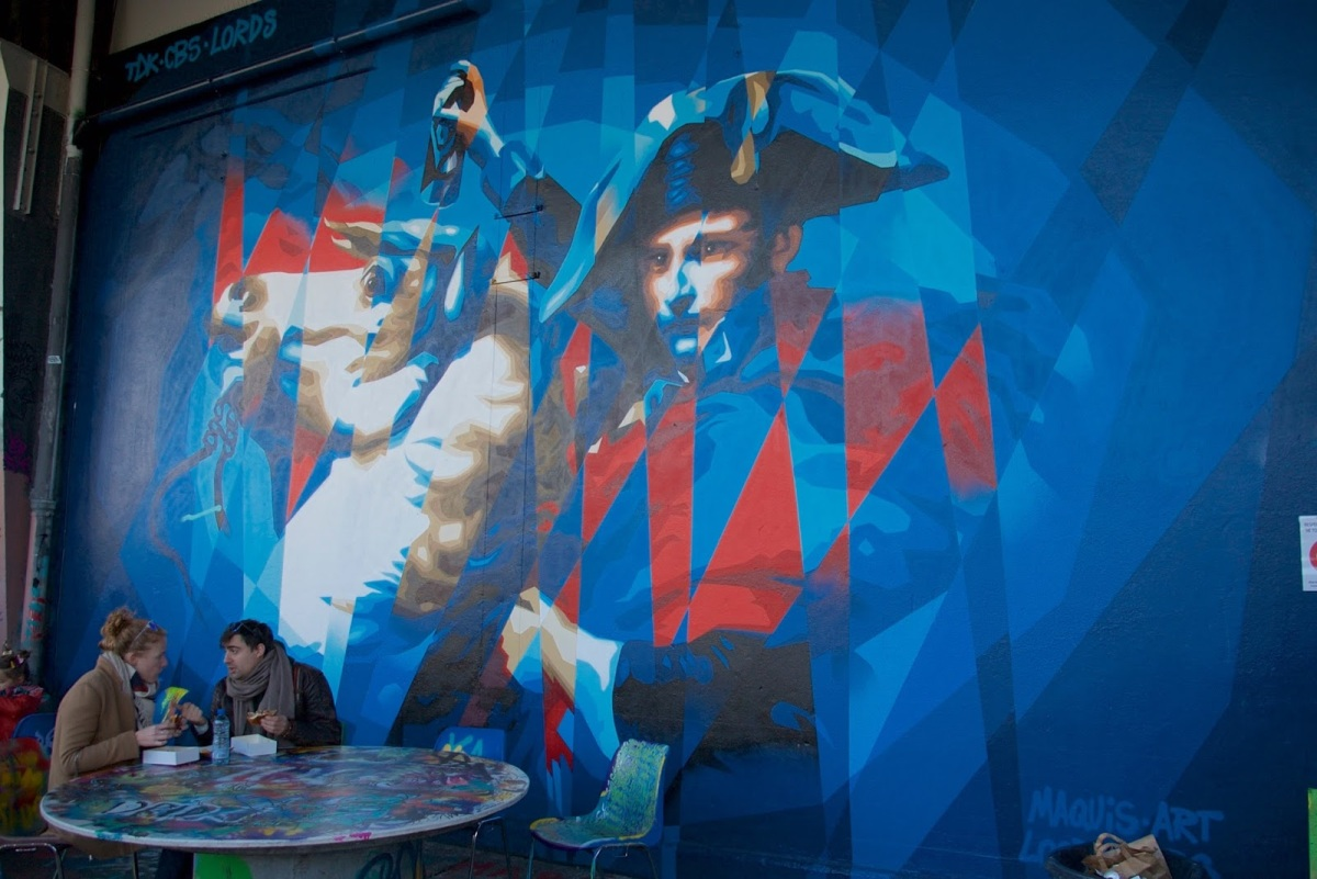 Découverte et création de streetart pour tous à l'aérosol >31/01/18
