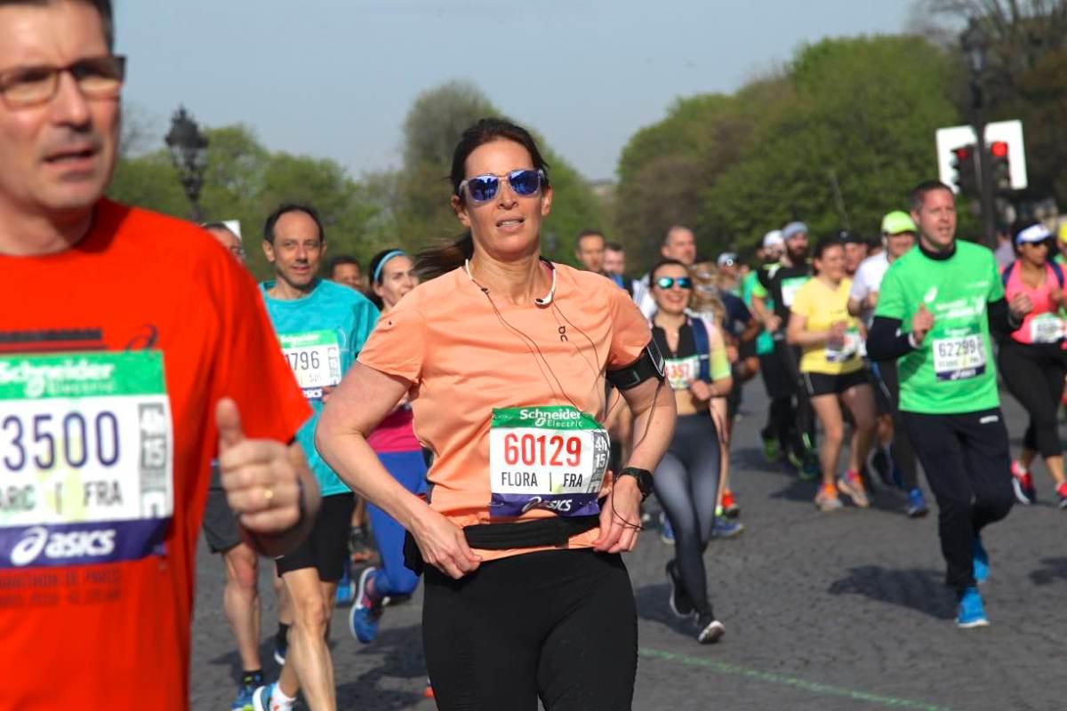 Mon 1er marathon